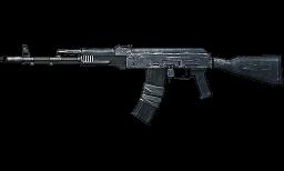 Fucile d'assalto AK-74M Battlefied 3
