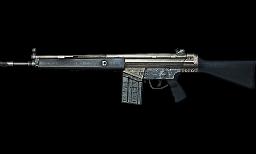 Fucile assalto G3A3 Battlefield 3