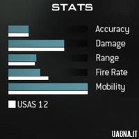 Striker - Call of Duty - Modern Warfare 3 - UAGNA