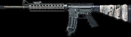 Fucile d'assalto M16A3 Battlefield 3