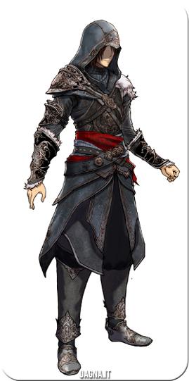 Fantasy Di Final Revelation A I Creed Cede Vestiti Assassin's Ezio 4Bxzngz