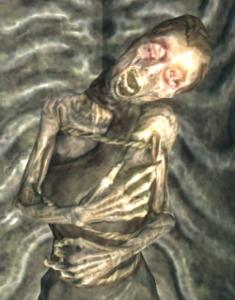 Madre Notte Skyrim Confraternita Oscura Uagna