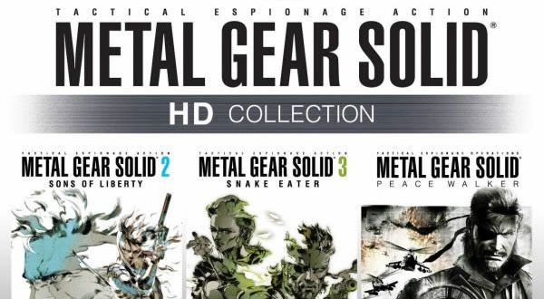 Metal Gear Solid HD Collection su PlayStation 4? Armature smentisce
