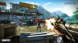 Far Cry 3 Immagini lancio