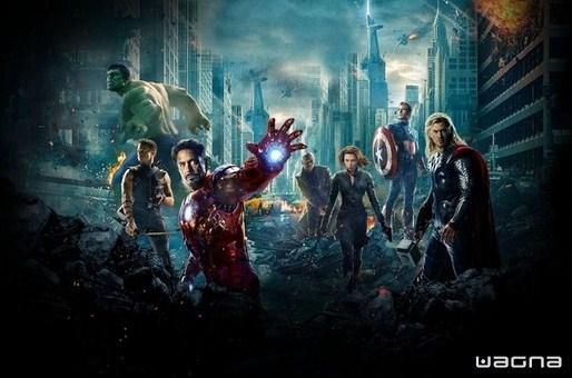 Avengers - La storia patch