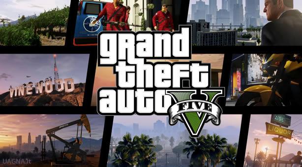 Grand Theft Auto V path