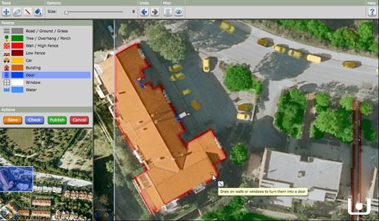 Zombie Outbreak Simulator Edifici Finestre Uagna