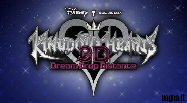 Kingdom Hearts 3D - Dream Drop Distance Path