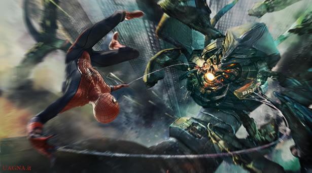 The-Amazing-Spider-Man activision uagna