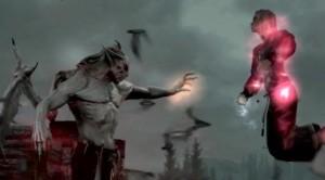Dawnguard vampiro trasformato Uagna