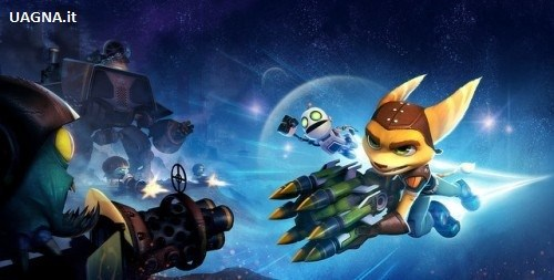 Ratchet & Clank Q Force