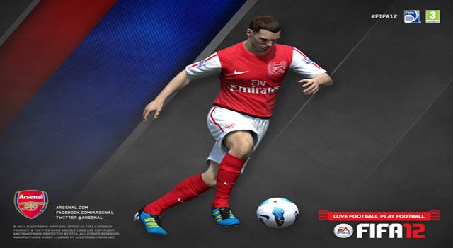 FIFA 12 Arsenal Tattiche Formazione Uagan