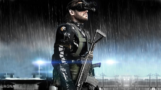 metal gear solid: ground zeroes (MGS)