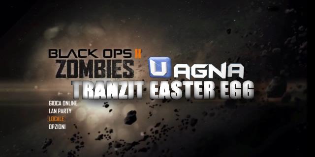 Easter Egg TranZit: Torre di Babele [Richtofen & Maxis] - UAGNA