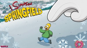 "Trucco Ciambelle infinite ""I Simpson: Springfield Tapped Out"""