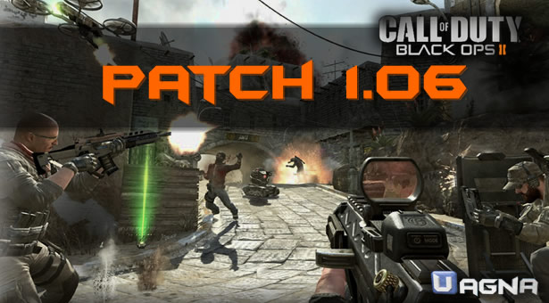06 patch for Call of Duty: Black Ops. .