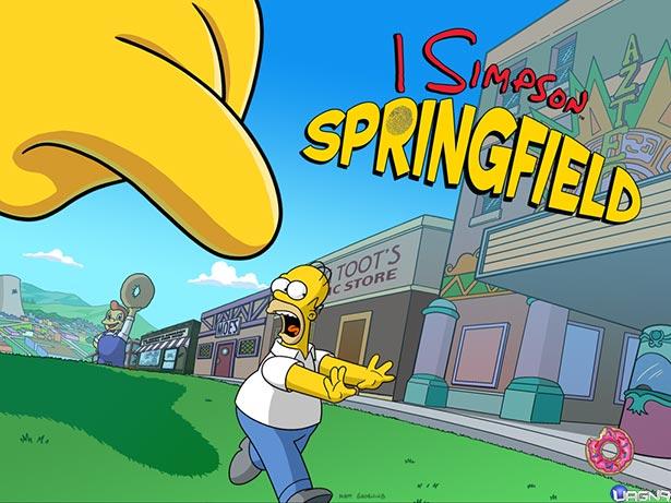 Telecharger Les Simpson Springfield Hack 4 8 0