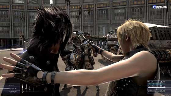 Final-Fantasy-XVgame