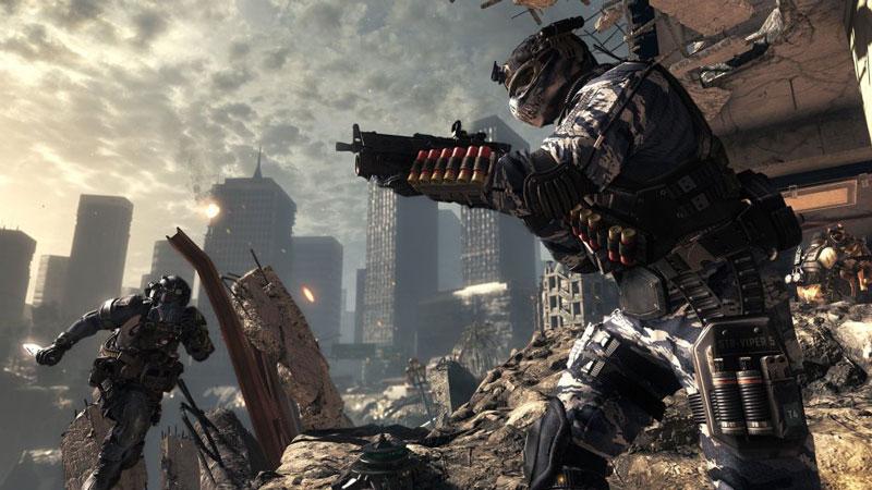 """Novità Su Call Of Duty Ghosts [GamesCom] """"patch"""""""
