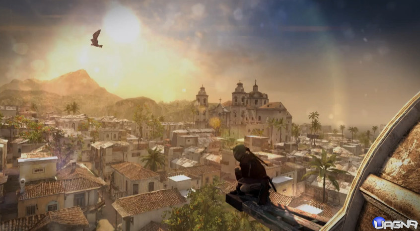 Assassin's Creed IV Black Flag Gamescom