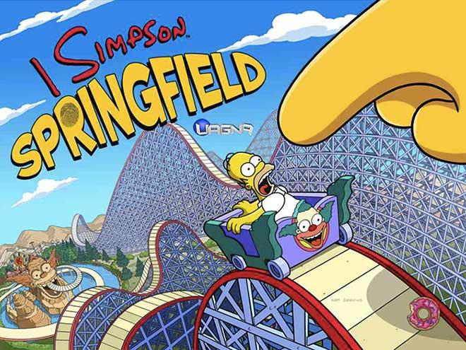 "Simpson: Springfield"" Hack ""Krustyland"" 4.4.0 per Apple e"