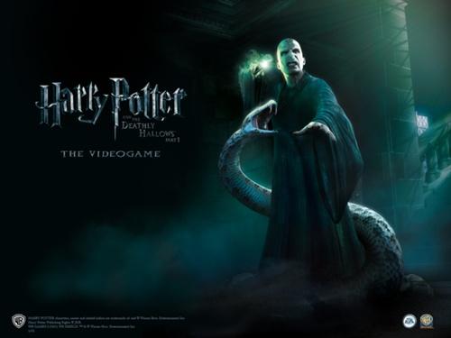 Harry Potter I Doni della Morte Parte 1 - Il Videogioco