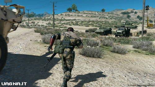 Metal Gear Solid V: The Phantom Pain - Novità