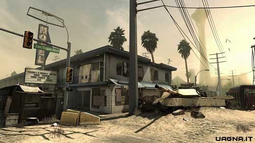 Call Of Duty: Ghosts - Mappe Multiplayer