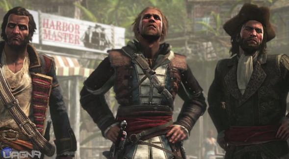 Assassin's Creed IV Pirati