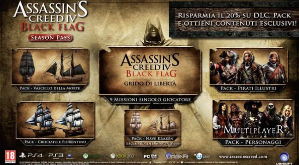 Assassin's Creed Season pass