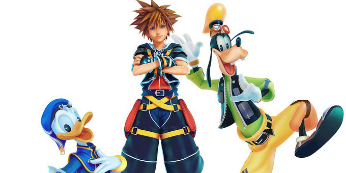 Kingdom Hearts 3 Vetrina