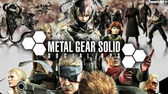 Fallimento per Metal gear Solid: Social Ops