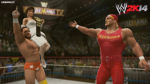 WWE 2K14 - Le modalità di gioco