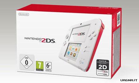 Nintendo 2DS - Unboxing e dettagli della console