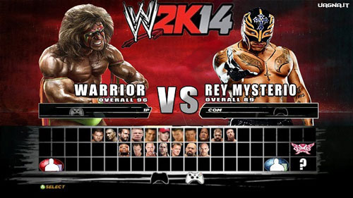 """WWE 2K14 - Le modalità di gioco """"2"""""""