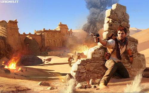 Uncharted tornerà su PlayStation 4