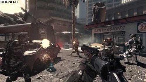 Aggiornamento 1.0.5 per PS3/PS4 - Call of Duty Ghosts