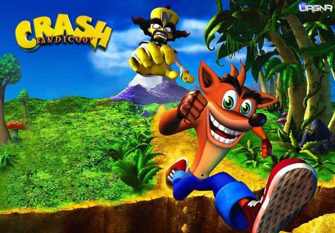 uagna crash bandicoot