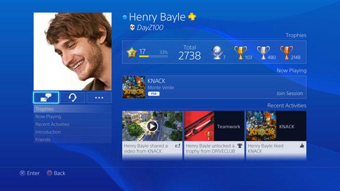 """Sony aggiorna l'app PlayStation in vista di PS4 """"Patch"""""""