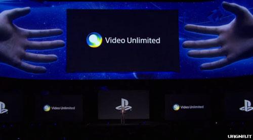 """Nuove funzionalità per PS4: """"Video Unlimited Service' e 'Music Unlimited Service"""""""