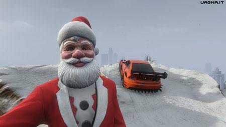 Regali di Natale a Los Santos!