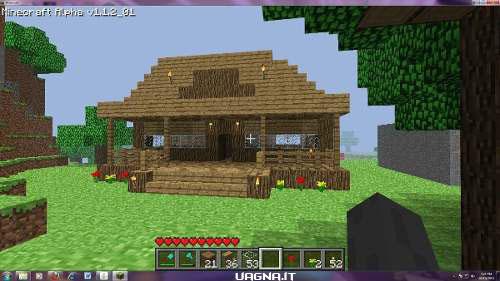Minecraft arriva su PS3