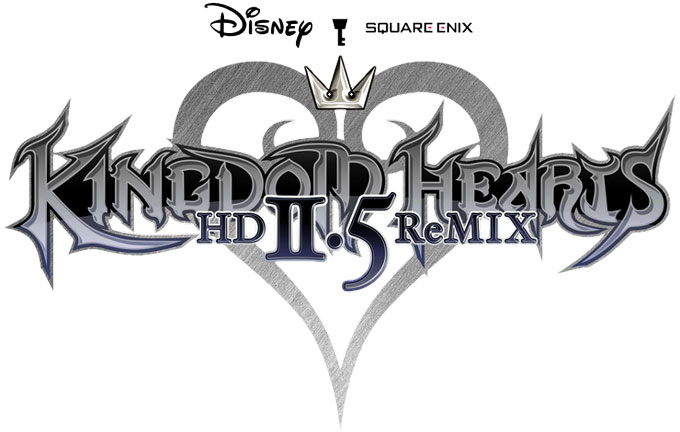 "Kingdom Hearts 2.5 HD ReMIX ""Patch"""