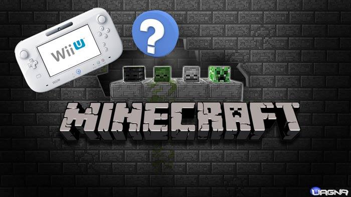 Minecraft-wiiu