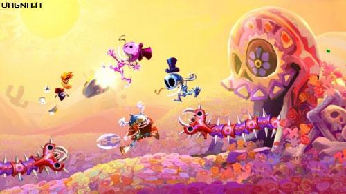 Rayman Legends in arrivo su PS4 e Xbox ONE