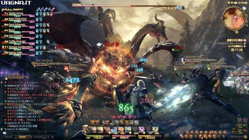 Final Fantasy XIV - Novità per la versione PS4