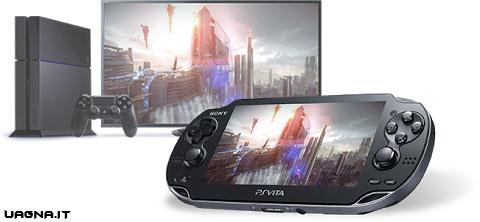 Come collegare la PS Vita alla PlayStation 4