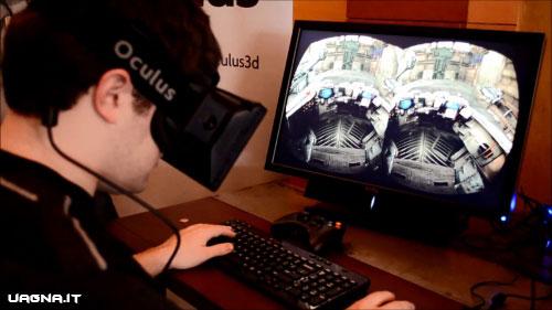 Realtà Virtuale in arrivo nel 2015?