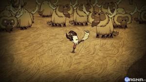 Don't starve bufali