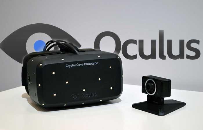 oculus rift foto